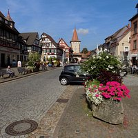 Gengenbach old town