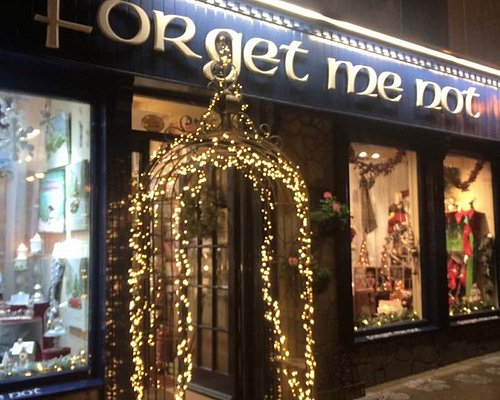 Christmas has arrived at Forget Me Not Craft Shop!