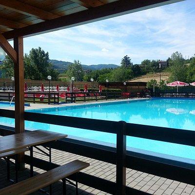 Piscina comunale di Bobbio - Centro Sportivo Candia