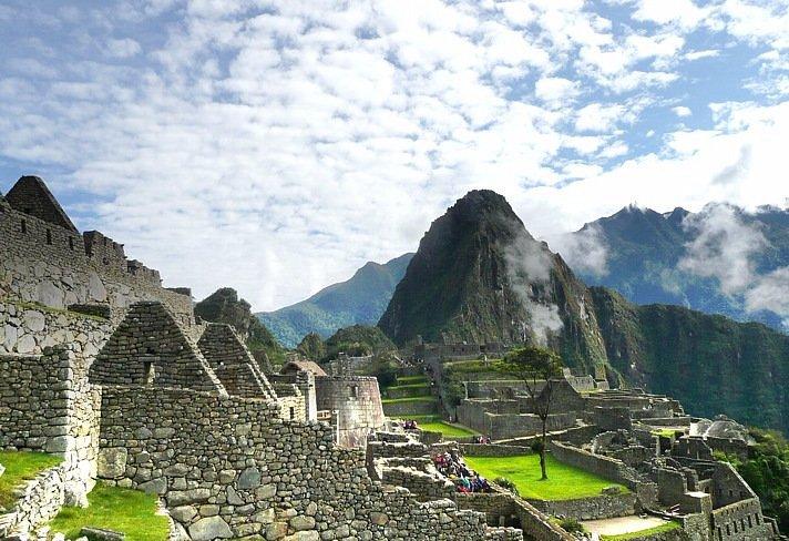 Five day in Machu Picchu.Sanctuary