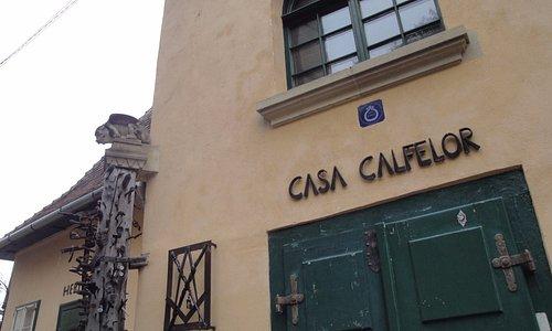 Autoridades disponibilizaram a Casa Calfelor, para ser oficina e lar dos aprendizes.