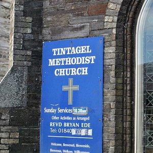 Tintagel Methodist Church