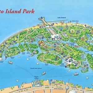 Toronto Island Parks