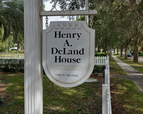My trip to the Henry A. DeLand House in October was great