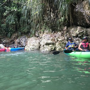 Kayakeada Lago Garzas Adjuntas