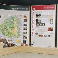 Pannelli info-illustrativa relativi al Parco Regionale del Monte Barro