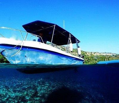 Dive Timor dive vessel