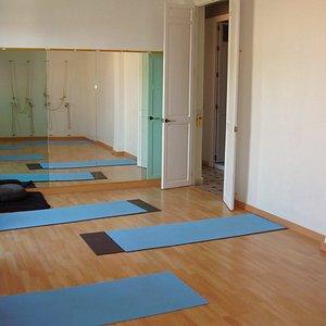 Sala de Yoga  de Milarepa