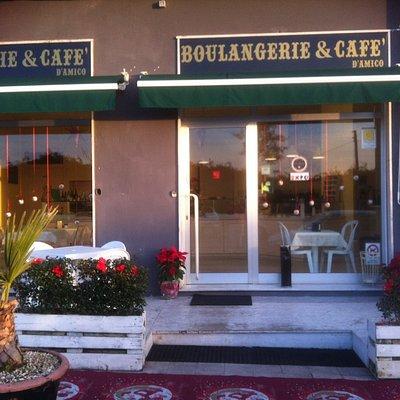 Boulangerie & Cafe   Viale della Pace Vibo Valentia