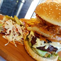 Mouth-watering burgers