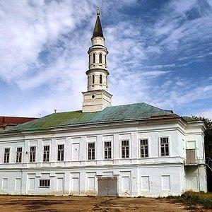 Мечеть Иске-Таш