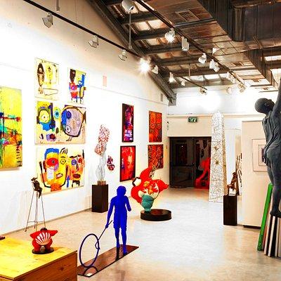 best art gallery in tel aviv