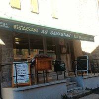 Restaurant Au Gévaudan
