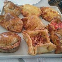 Empanadas gourmet, uma mais gostosa que a outra