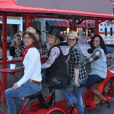 Cowgirls... Scottsdale style!