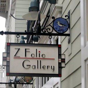 ZFolio Gallery, Cannery Row, Monterey, CA