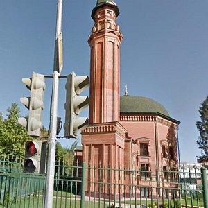 Мечеть Бишбалта