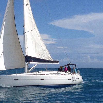 Barca a Vela Bavaria 39 Uastasi SalentoVelaMaestra
