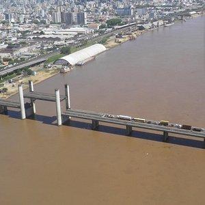 Ponte do Guaíba - Porto Alegre, Rio Grande do Sul