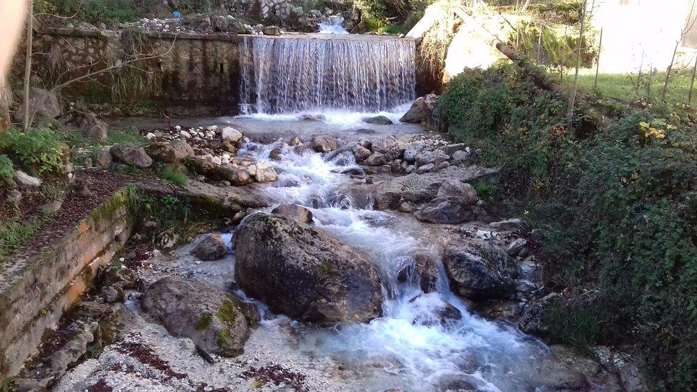 Cascata Borgo San Nicola