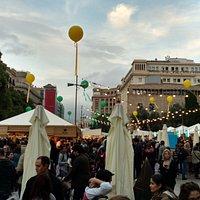 Mercat de Mercats festival