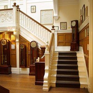 Grand Hall Museum Display