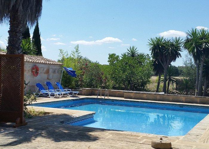 Casa con encanto con jardín de cuento SON RAMONET