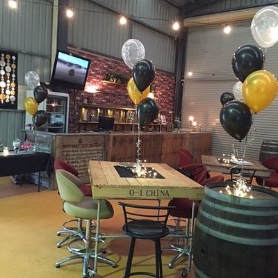 Relaxed and friendly atmosphere, perfect venue for a 50th Birthday party!