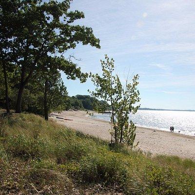 A lovely beach!