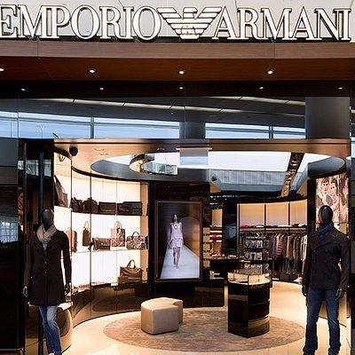 Emporio Armani @ ORD Terminal 5, Near: Concourse M