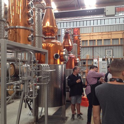 Four Pillars Gin Distillery Yarra Valley