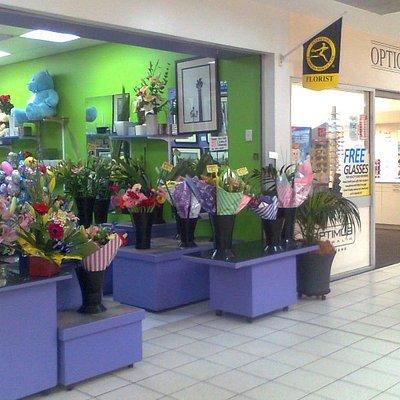 Florist at Welland Plaza
