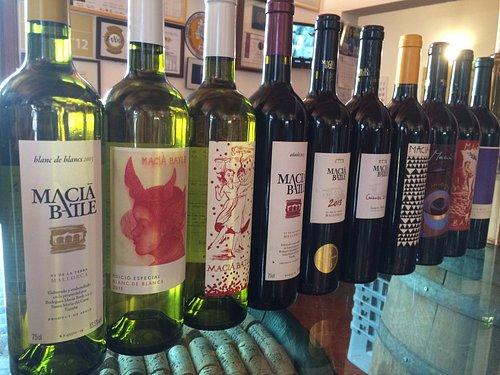 Encuentra toda la variedad de nuestros vinos en nuestra tienda