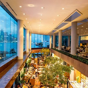 Harbourside at the InterContinental Hong Kong
