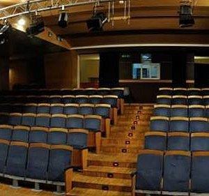 Auditorium Spazio Binario visto dal palco