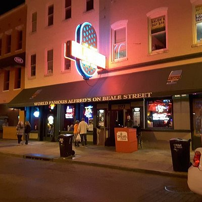 Alfred's on Beale Street 11-11-2016