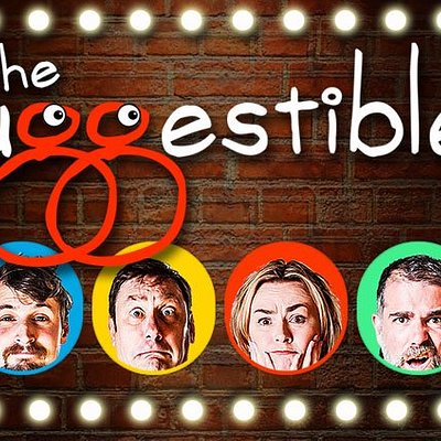 Catch the Suggestibles hilarious improv shows at the Stand Comedy Club Newcastle, monthly Saturd