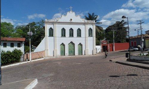 Igreja Nossa Senhora do Rosário, Lençóis