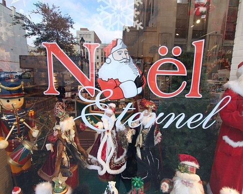 Boutique Noël Éternel Logo