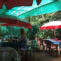 Venice Garden Open Restaurant