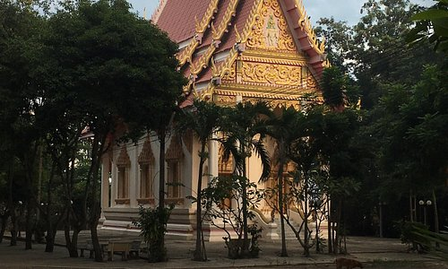 This is the temple in mueang thi.