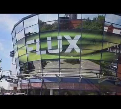 Flux Freestyle is at Cardinal Park, Ipswich