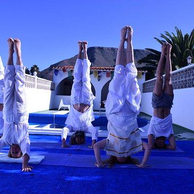 Yoga Teacher Training / RYS 200