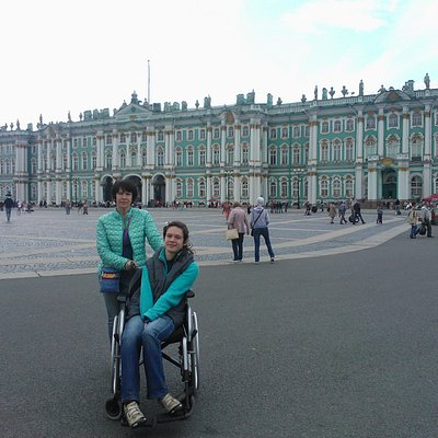 Palace Square, the Winter Palace