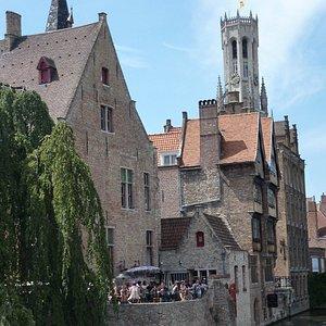 Walking Tour Bruges
