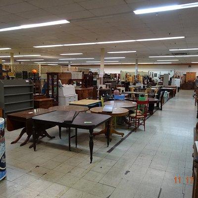 The Antique Mall, Lexington, VA