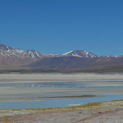 Vista de la laguna de Tuyajto, el cual es el nombre original.