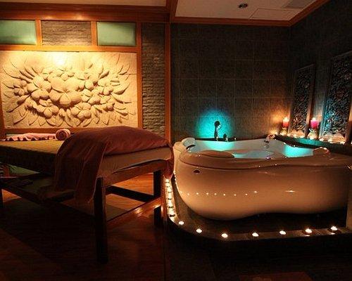 Jittrawan spa (Aroma therapy room)