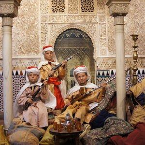 Sultanes de la Alhambra