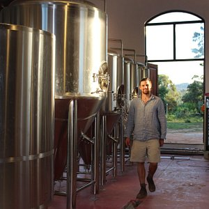 Brewery tours and tastings available with our head brewer!